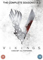 Vikings Season 1 & 2 (Import)