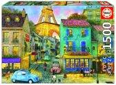 Educa Onder de Eiffeltoren - 1500 stukjes