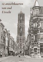 Utrecht - 12 ansichtkaarten van oud Utrecht (serie 5)