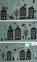 Herbruikbare raamstickers Halloween, Sinterklaas en Kerst