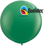 Megaballon Groen 90 cm 2 stuks