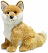 WNF vosje knuffel 25 cm zittend
