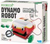 4M Kidzlabs Green Science - Dynamo Robot