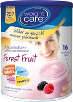 Weight Care Maaltijdshake Forest Fruit - 436 gram