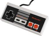 Cover van de game Nintendo Classic Mini Controller NES - Origineel