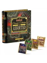 Basilur Ceylon Tea Oriental Collection assorted Tea Book