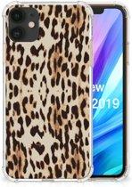 iPhone 11 Case Anti-shock Leopard
