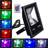 Led RGB Schijnwerper 10 watt - Led RGB Floodlight 10 watt