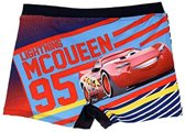 Disney Cars - Kinder /Peuter/Kleuter - Zwembroek  - Zwemboxer - rondom print - rood - Maat 98 ( 3 jaar)
