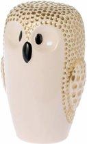 Riverdale Spaarpot Owl roze 16cm