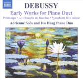 Early Works For Piano Duet