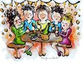 feestkaart CHEERS