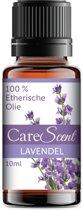 CareScent Etherische Olie Lavendel   Essentiële Olie voor Aromatherapie   Aroma Olie   Lavendelolie 10ml