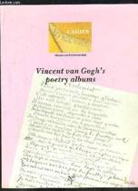 Vincent van Gogh's Poetry Albums