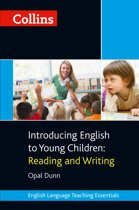 Omslag van 'Collins Introducing English to Young Children: Reading and Writing (Collins Teaching Essentials)'