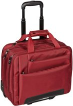Dermata Business Laptop Trolley 3479NY Rood