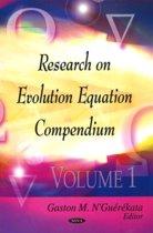 Research on Evolution Equation Compendium