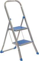 Trapladder Color Step blauw 2 treden