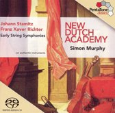 Stamitz/Richter: Early String Symphonies - New Dutch Academy/Murphy -SACD- (Hybride/Stereo/5.1)