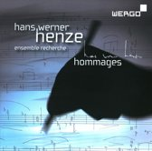 Hommages: Works For Violin & Piano