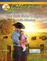 The Bull Rider's Baby (Mills & Boon Love Inspired) (Cooper Creek - Book 3)