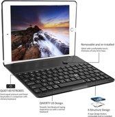 iPad Air toetsenbord hoes zwart verlicht