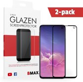 2-pack BMAX Samsung Galaxy S10e Screenprotector Full Cover Glas | Beschermglas | Tempered Glass