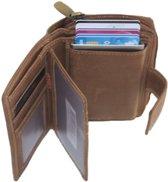 OI Dames portemonnee met card protector  Figuretta hunter