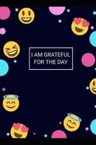 I Am Grateful For The Day Journal