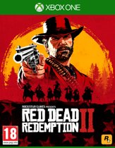 Cover van de game Red Dead Redemption 2 - Xbox One