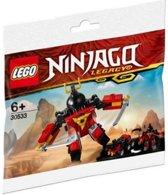 LEGO Ninjago Sam-X (polybag) - 30533