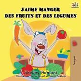 J'Aime Manger Des Fruits Et Des Legumes