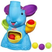 Playskool Poppin' Park Elefun Ballenbaan - Blauw