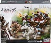 Mega Bloks Assasin's Creed Chariot Chase - Constructiespeelgoed