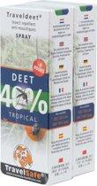 Travelsafe 2-Pack Deet 40%
