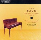 Cpe Bach - Keyb.Solo 10