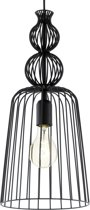 Eglo Carterham Hanglamp Ø 23 cm - Zwart