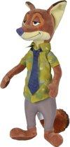 Disney zootropolis - grote figuren: nick wilde, 25cm