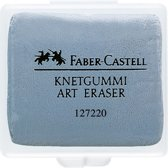 Kneedgum Faber Castell grijs