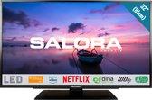 Salora 32FSB6502 - Televisie - Full HD - 32 inch - Smart - HDMI - USB - Netflix - YouTube