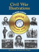 Civil War Illustrations CD-Rom & BO