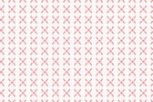 Point-Virgule Living -  Placemat -Roze