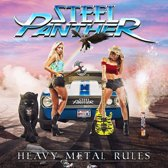 Heavy Metal Rules (Coloured LP)