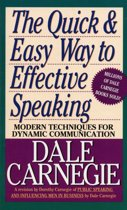 Boek cover The Quick and Easy Way to Effective Speaking van Dale Carnegie