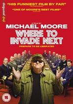 Where To Invade Next (dvd)