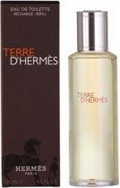 MULTI BUNDEL 2 stuks Terre D'hermes Eau De Toilette Spray Refill 125ml