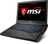 MSI GT75 9SF-260NL - Gaming Laptop - 17.3 Inch