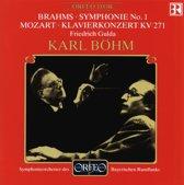 Piano Concerto KV271/Sym.