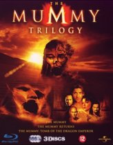 The Mummy Trilogy (Blu-ray)