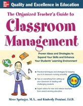 The Organized Teacher's Guide to Classroom Management